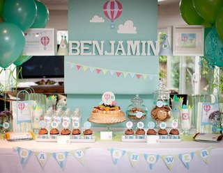 Baby shower fun ideas