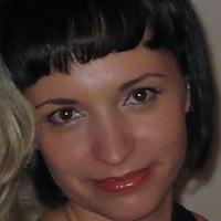 Анкета Ольга Альферова