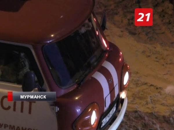 Сегодня в шесть вечера в Мурманске в районе улицы Журбы развернулась спецоперация