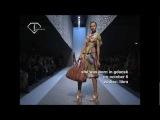fashiontv | FTV.com - MAGDALENA FRACKOWIAK - MODELS - S/S 09 - MILAN