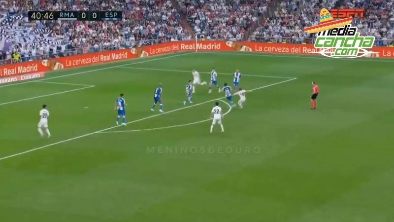 Real Madrid gana por la mínima