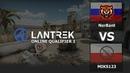 NorBant vs Miks123 - LANTREK CSGO BY LENOVO LEGION ONLINE QUALIFIER 1