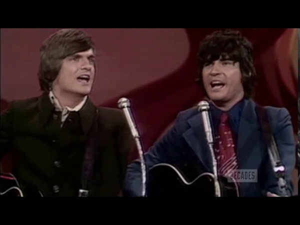 The Everly Brothers on The Ed Sullivan Show 1971