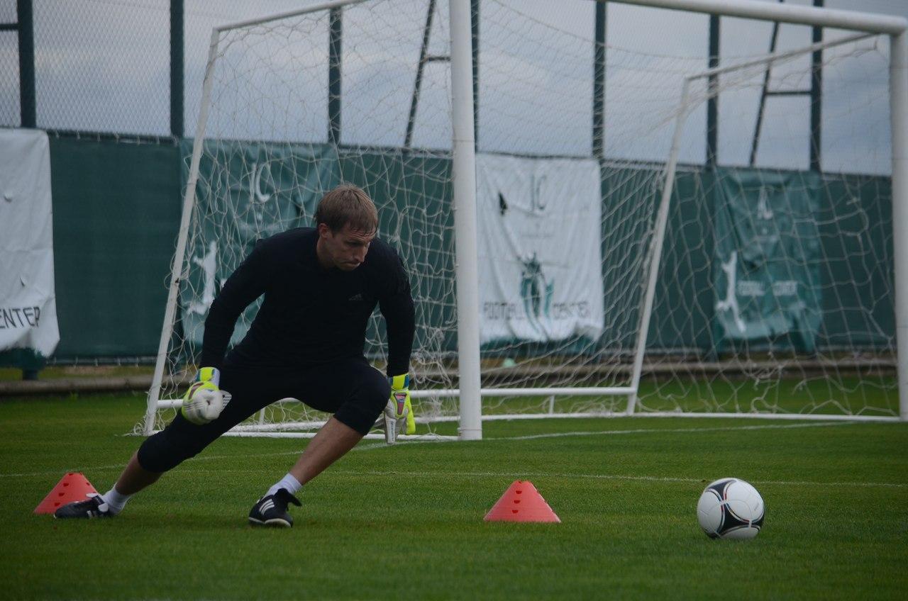 Подготовка и тренировка вратарей в футболе