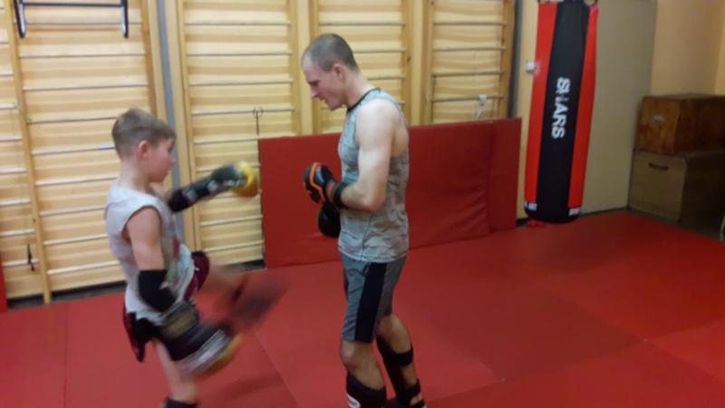 Тайский бокс для детей в Москве в БУЛАТ (РОССИЯ)