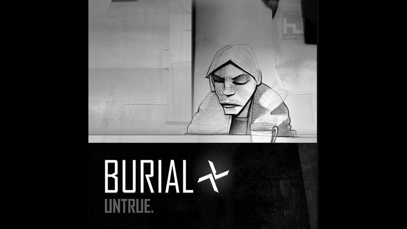 BURIAL - Untrue (cd normal 13 titles version) - 2007