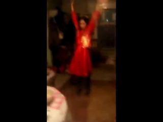 Узбекский национальный танец