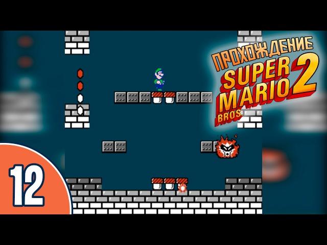 Прохождение Super Mario Bros. 2 (NES/Денди), мир 4-3: «Подгоревший Зорро»