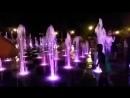 Казань парк Горького фонтаны