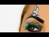 Easter Bunny Fun Makeup Tutorial