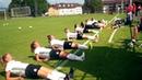 Прибытие в Берн и первая тренировка — девушки (U19)