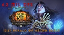 3 6 Herald of Necro Build Necromancer Witch Path of Exile War For The Atlas Synthesis