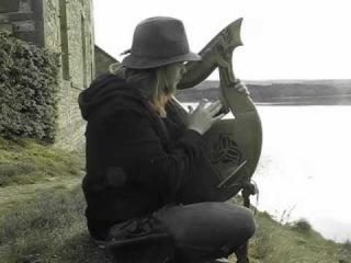 Taliesyn Lyre Spirit - La Dame du Lac - Lyre/Lure