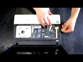 Acer Aspire E1-531 - Disassembly and fan cleaning