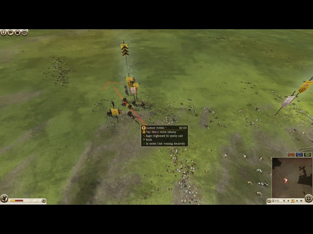 TW Rome 2 deve vs SH Monstro das Punhetas (Lusitani vs Carthage) casted by deve