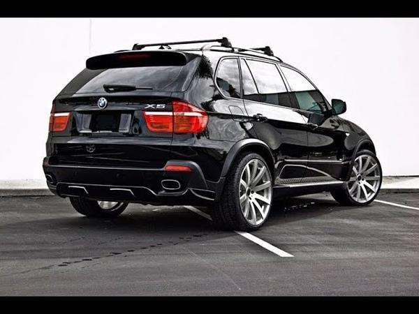 Обзор распила из Японии BMW X5 E70. В полный разбор. Компания DakAuto.