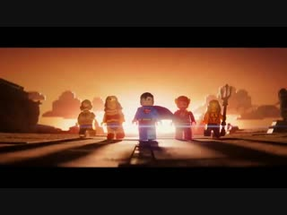 THE LEGO MOVIE 2_ THE SECOND PART Justice League Spot
