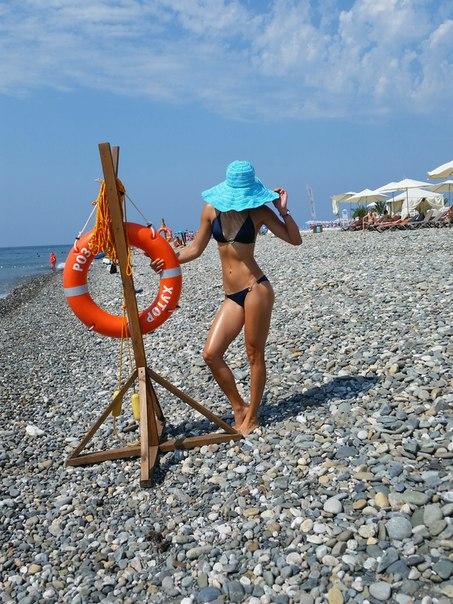 Пляж роза хутор на море отзывы