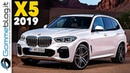 BMW X5 (2019) INTERIOR EXTERIOR - The 2018 KING SUV is BACK ?