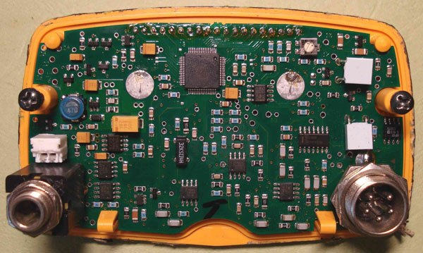 Schema Elettrico Per Metal Detector : Схема металлоискателя garret ace vk
