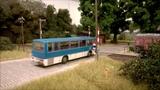 Modellbahn und RC 187 mit BR120 M62 und Ikarus 255