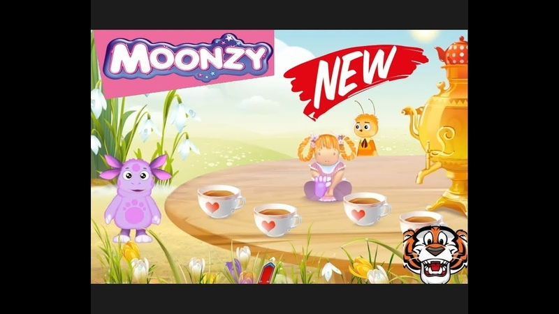 Luntik (Moonzy) In English Developing cartoon game for kids downloaded for free on the computer.