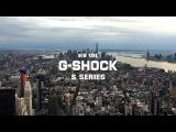 G-SHOCK S Series in NYC w/ Rita & Olya