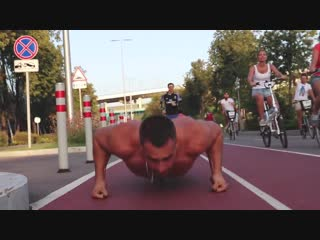 Ден Саратов - Street Workout