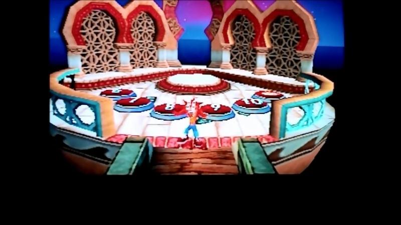 Crash Bandicoot 3:Warped (NTSC-J) Hog Ride Time Trial 33:20 WR (absolute)