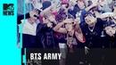 BTS ARMY Inside the World's Most Powerful Fandom MTV News