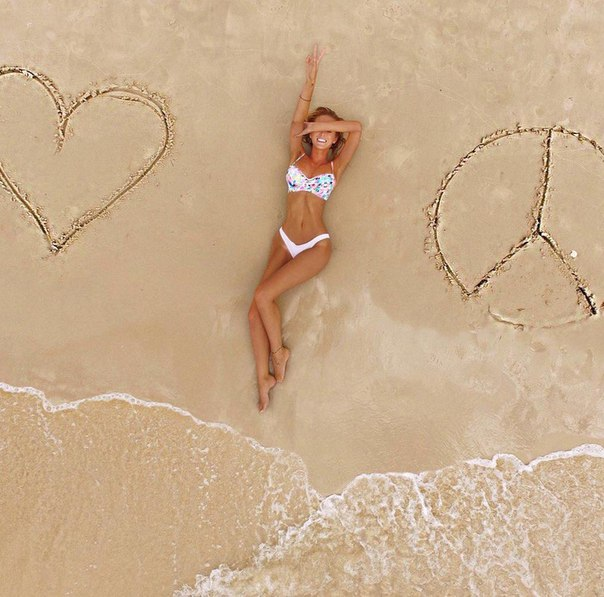 Любите! Верьте в хорошее! Думайте позитивно! Будьте счастливы!