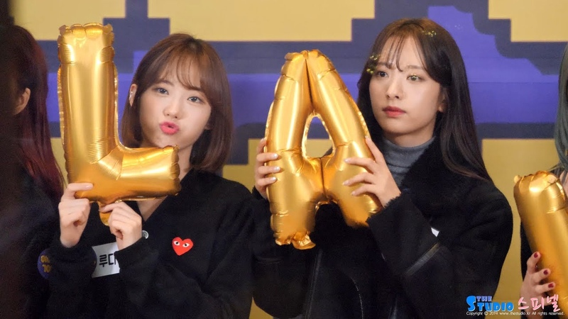[Fancam] 190109 IDOL RADIO @ Bona, Luda