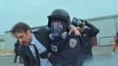 Prison Escape Scene [Daredevil Season 3 Tracking Shot] Netflix (HD)