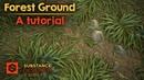 Forest Ground   Beginner Substance Designer Tutorial