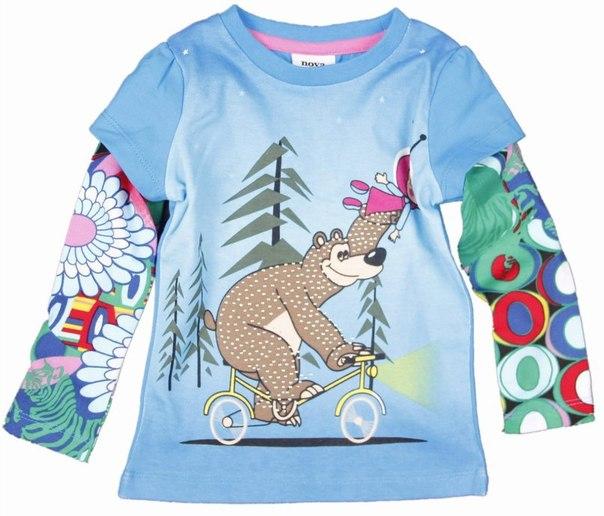 Nova одежда для детей 10