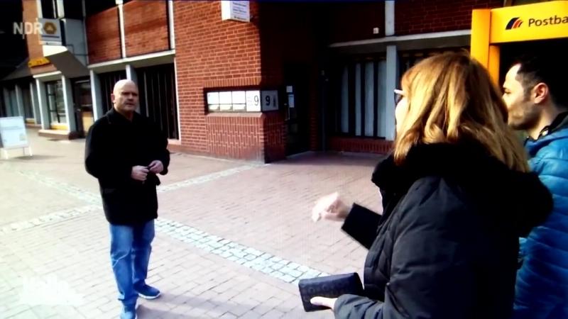 Burgwedel - Anwohner mischt sich in NDR Reportage über Messerangriff auf Frau (24) ein