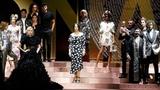 23 сентября 2018 Dolce &amp Gabbana весна-лето 2019, Милан