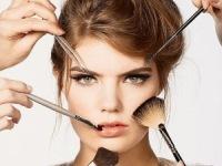 как правильно наносить макияж на круглое лицо пошагово фото