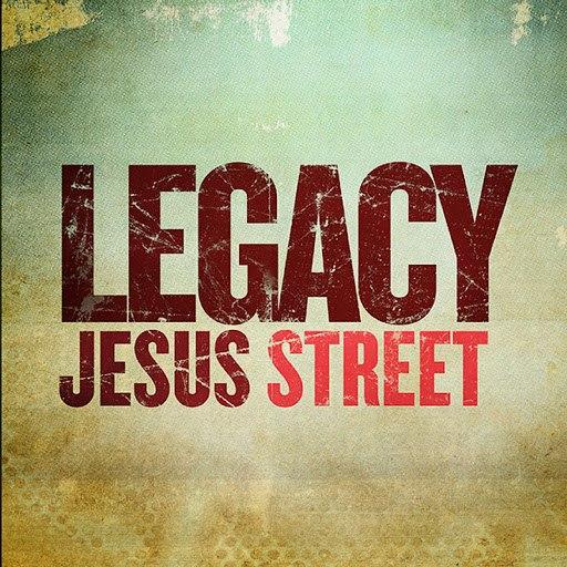 Legacy альбом Jesus Street