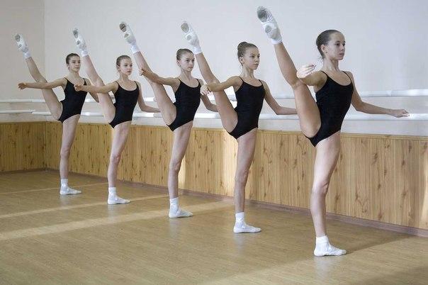 Мастер класс балет видео