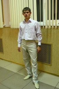 Андрей Седых, 16 февраля 1992, Липецк, id68913094