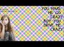 Lauren Taveras-Crazy (Lyric Video) HD