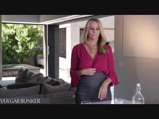 Alexis fawx, julia ann - секс с двумя зрелыми мамками [big tits, incest, mom, deepthroat, lesbian, milf, инцест, милф, мамки]