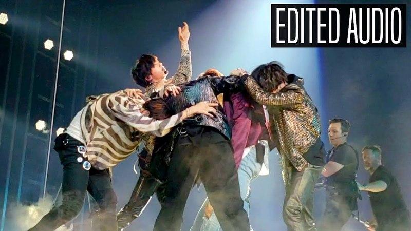 [EDITED AUDIO] BTS FAKE LOVE HD FANCAM  BILLBOARD MUSIC AWARDS