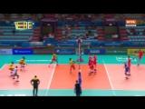 17.09.2018. 17:55 - Волейбол. Чемпионат мира. Мужчины. 4 тур. Группа