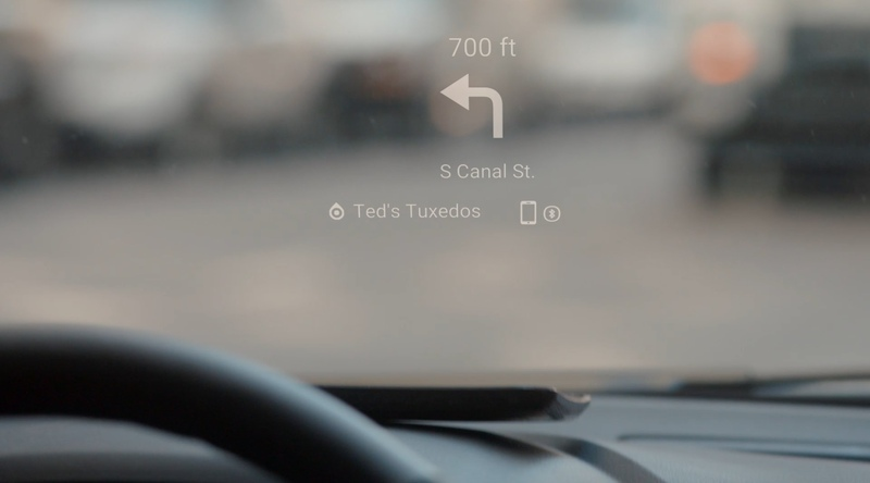 Carloudy, Wireless Smart Head Up Display for Every Car