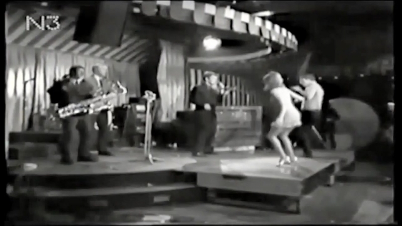 Sandy Sarjeant Top Go-Go Dancer. Dances to Take What I want Cliff Bennett and Rebel Rousers