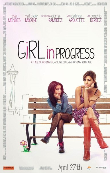 Ver Girl In Progress (2012) Online