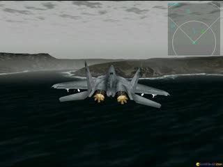 MiG-29 Fulcrum (Novalogic, 1998) gameplay (PC Game, 1998) ( 720 X 960 )