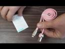 ОБЗОР Кабель Rock Zodiac Lightning Cable. USB провод в виде животных.